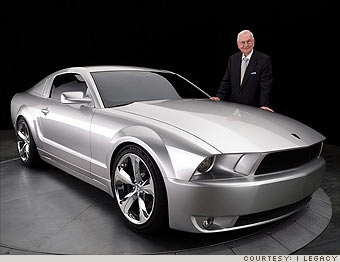 Limited Edition Iacocca Mustang